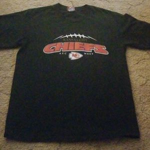 Other - Kansas city chiefs tshirt